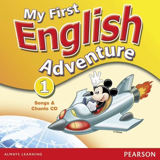 My First English Adventure 1 Songs CD - Songs CD - Mady Musiol