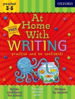 AT HOME WITH WRITING (Age 3-5) - ACKLAND, J.