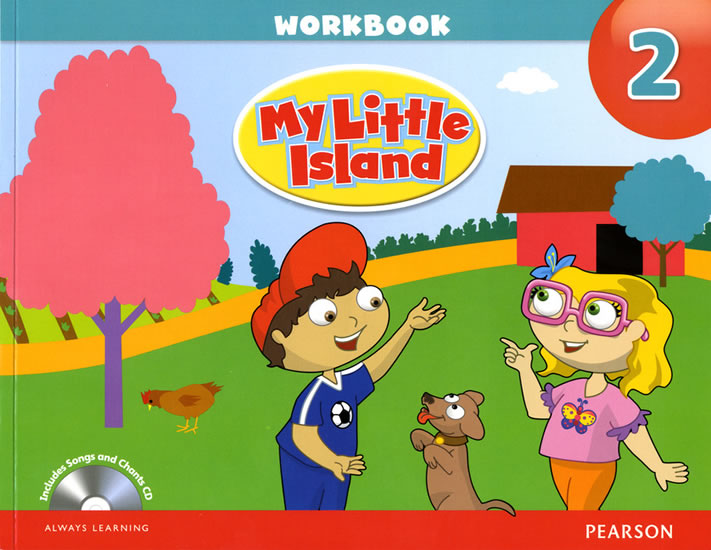 My Little Island 2: Workbook with Songs & Chants Audio CD - ...