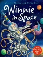WINNIE IN SPACE + AUDIO CD PACK - THOMAS, V., KORKY, P.