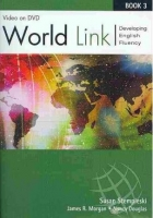 Heinle ELT part of Cengage Lea WORLD LINK 3 VIDEO DVD - STEMPLESKI, S., MORGAN, J. P.
