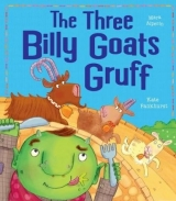 The Three Billy Goats Gruff (My First Fairy Tales) - Alperin...