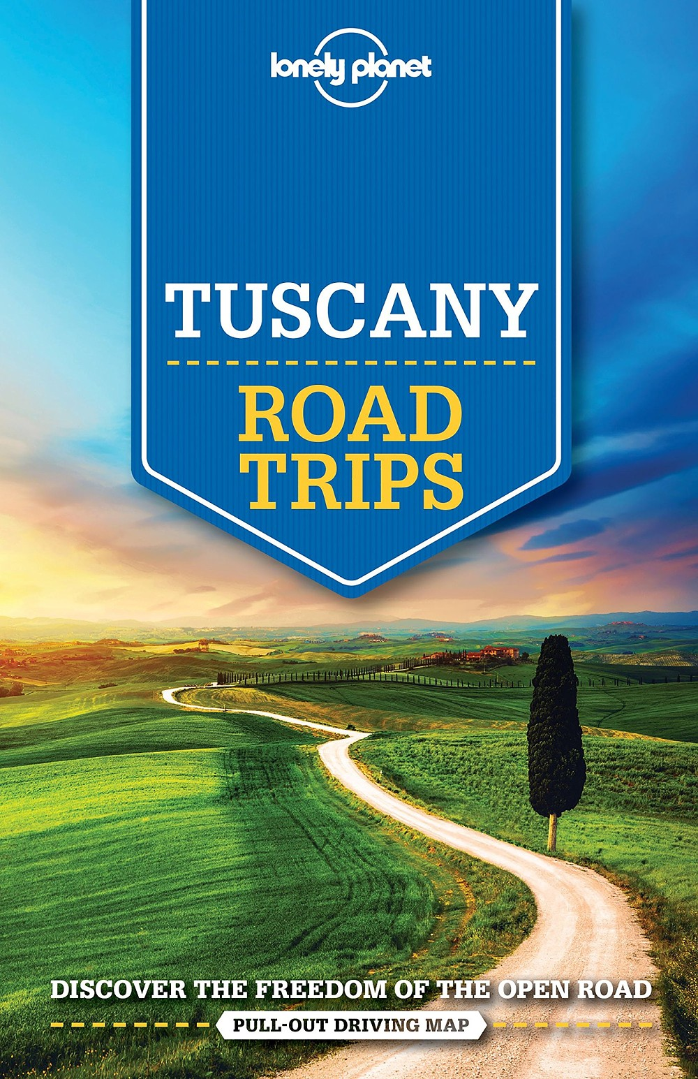 Lonely Planet Tuscany Road Trips 1.