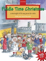 FIDDLE TIME CHRISTMAS with AUDIO CD - BLACKWELL, K., BLACKWE...