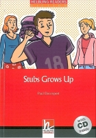 HELBLING READERS FICTION LEVEL 3 RED LINE - STUBS GROWS UP +...
