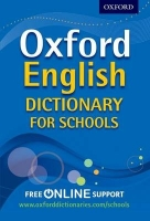 OXFORD ENGLISH DICTIONARY FOR SCHOOLS - ALMOND, D., PULLMAN,...