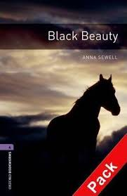OXFORD BOOKWORMS LIBRARY New Edition 4 BLACK BEAUTY AUDIO CD...