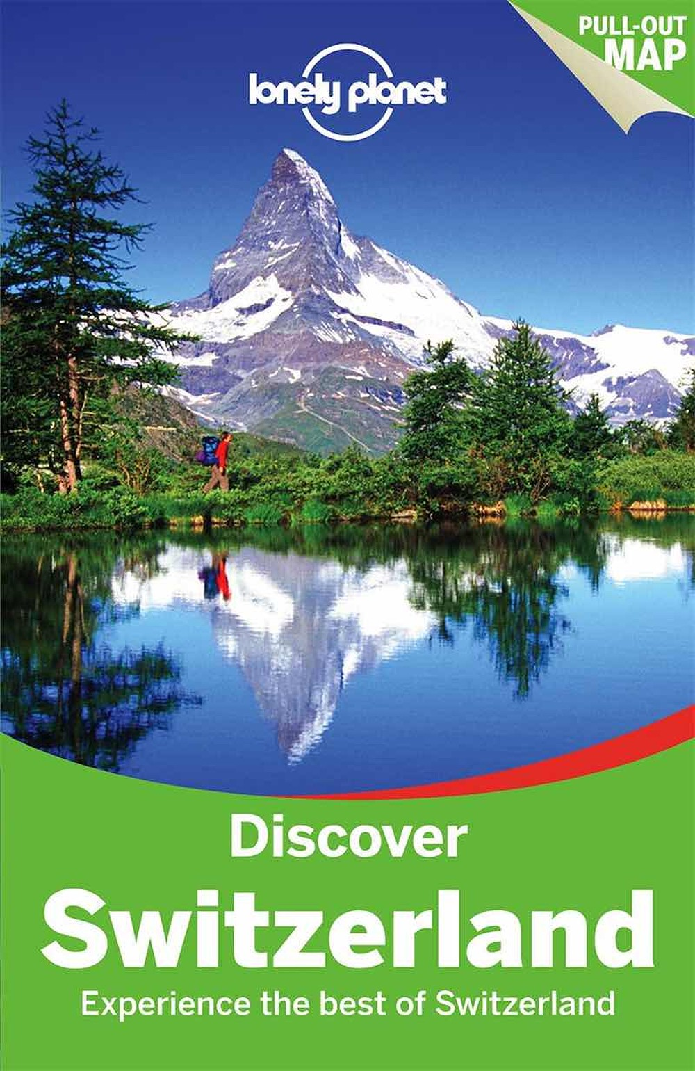 Lonely Planet Switzerland Discover 2.