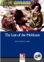 HELBLING READERS CLASSICS LEVEL 4 BLUE LINE - THE LAST OF THE MOHICANS + AUDIO CD PACK - COOPER, J. F.