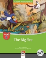 HELBLING YOUNG READERS Stage A: THE BIG FIRE + CD-ROM PACK -...