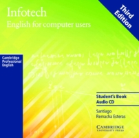 Infotech Audio CD English for Computer Users