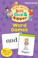 READ WITH BIFF, CHIP & KIPPER RHYMING GAMES PHONICS FLASHCAR...