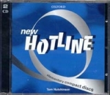 NEW HOTLINE ELEMENTARY CLASS AUDIO CDs /2/ - HUTCHINSON, T.