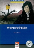 HELBLING READERS CLASSICS LEVEL 4 BLUE LINE - WUTHERING HEIGHTS + AUDIO CD PACK - BRONTË, E.