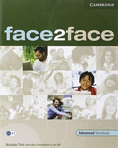 face2face Advanced Workbook with Key - Tims, N, Cunningham, ...