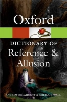 OXFORD DICTIONARY OF REFERENCE & ALLUSIONS 3rd Edition (Oxfo...