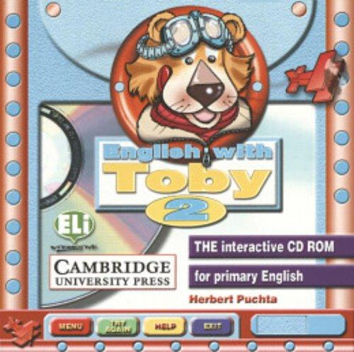 Join Us for English Level 2 English with Toby CD-ROM for Windows - Gerngross, G. & Puchta, H.