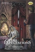 CLASSICAL COMICS READERS: GREAT EXPECTATIONS + AUDIO CD PACK...