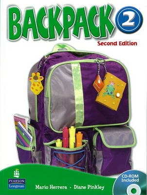 Backpack 2nd Edition 2 Workbook with Audio CD - 2nd Revised ...
