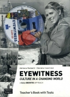 Eyewitness: Culture in a Changing World Teacher´s Book With Tests and Audio Cd - Redaeli, A., Invernizzi, D.