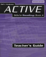 ACTIVE SKILLS FOR READING Second Edition 4 TEACHER´S GUIDE -...