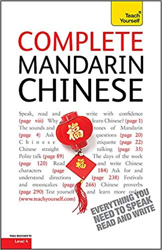 Teach Yourself Complete Mandarin Chinese - Scurfield, E.