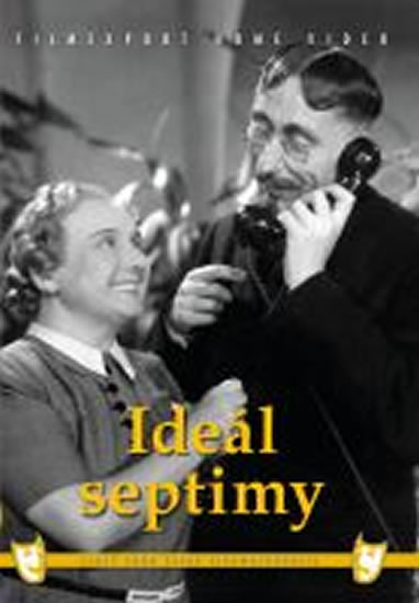 Ideál septimy - DVD box