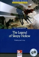 HELBLING READERS CLASSICS LEVEL 4 BLUE LINE - THE LEGEND OF SLEEPY HOLLOW + AUDIO CD PACK - IRVING, W.