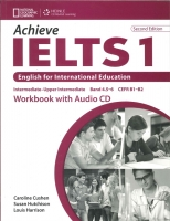 ACHIEVE IELTS 1 Second Edition WORKBOOK with AUDIO CD - HARR...
