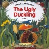 PRIMARY CLASSIC READERS Level 1: UGLY DUCKLING Book + Audio ...
