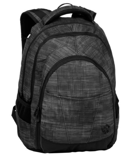 Bagmaster Studentský batoh DIGITAL 20 E BLACK/GRAY