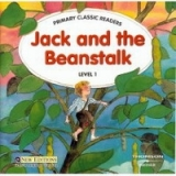 PRIMARY CLASSIC READERS Level 1: JACK AND THE BEANSTALK Book + Audio CD Pack - HEATH, J.