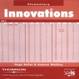 INNOVATIONS ELEMENTARY CLASS AUDIO CD - DELLAR, H., WALKLEY,...