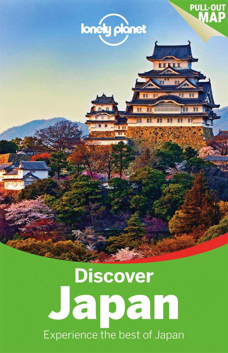 Lonely Planet Japan Discover 3.