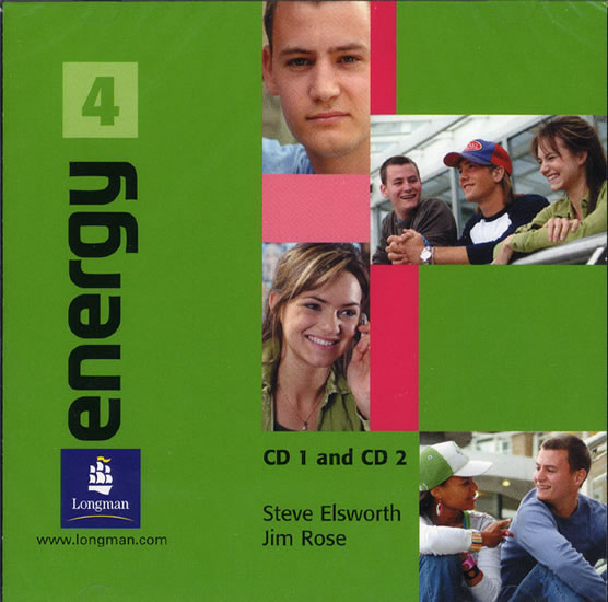 Energy 4 Class Audio CD - Class CD (3) - Steve Elsworth