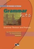 BLACK CAT GRAMMAR HITS PRE-INTERMEDIATE TO INTERMEDIATE - CO...