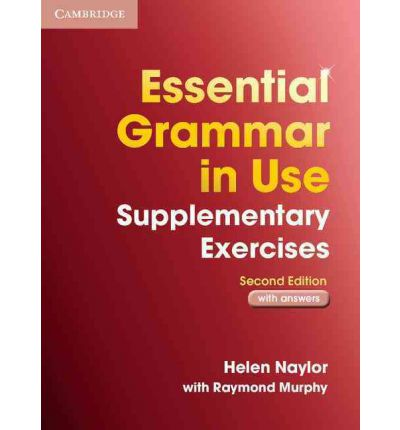 Essential Grammar in Use 2nd edition - supplementary exercis...