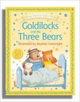 Goldilocks and the Three Bears (Usborne Sticker Stories) - A...