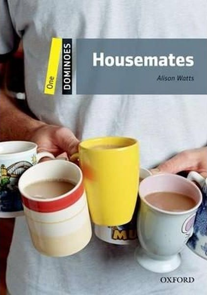 DOMINOES Second Edition Level 1 - HOUSEMATES + MultiROM Pack...