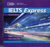 IELTS EXPRESS Second Edition UPPER INTERMEDIATE CLASS AUDIO CDs /2/ - LISBOA, M., HALLOWS, R., UNWIN, M.