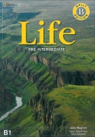 LIFE PRE-INTERMEDIATE SPLIT EDITION B WITH DVD + WORKBOOK AU...