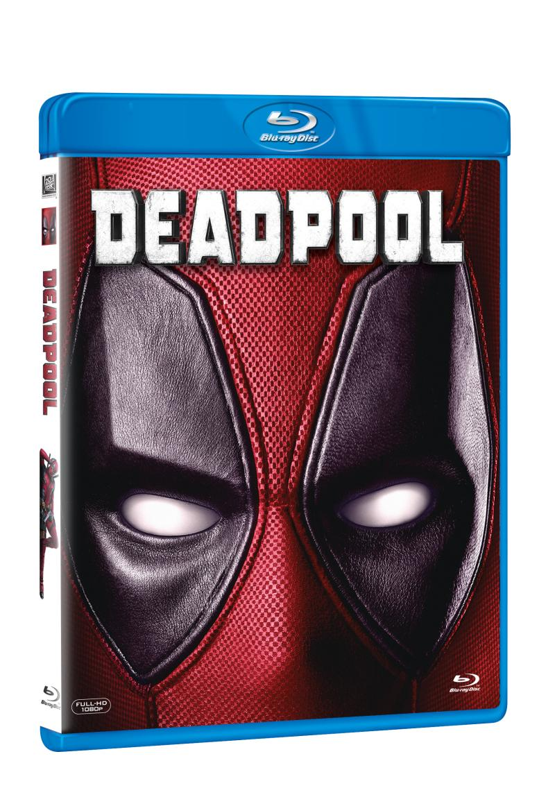 Deadpool Blu-ray - neuveden