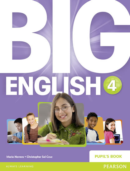 Big English 4 Pupil´s Book - Mario Herrera