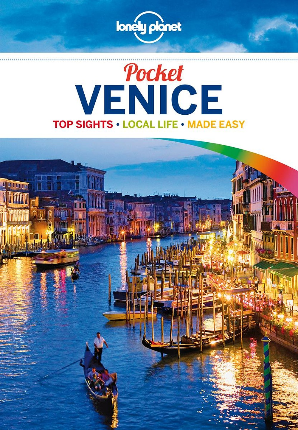Lonely Planet Venice Pocket 3.