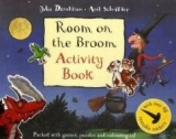 ROOM ON THE BROOM ACTIVITY BOOK - DONALDSON, J.