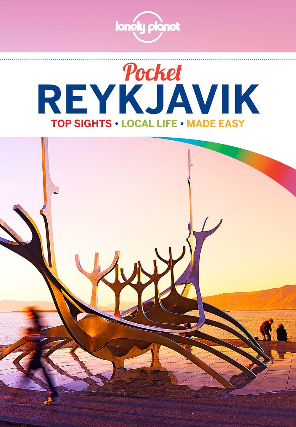 Lonely Planet Reykjavik Pocket Guide 2.