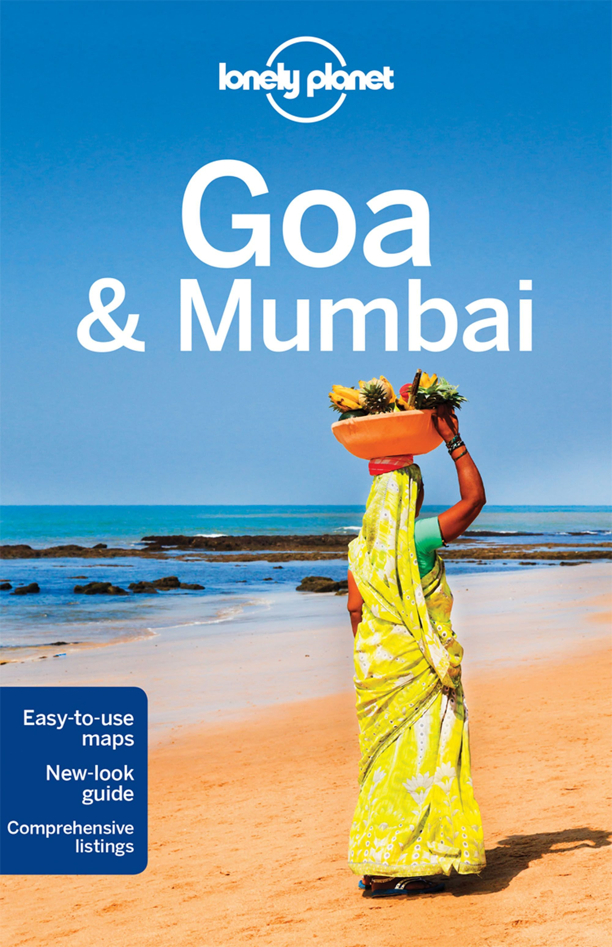 Lonely Planet Goa & Mumbai 7.
