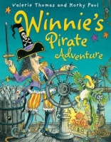 WINNIE´S PIRATE ADVENTURE - Valerie Thomas, Korky Paul