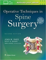 Operative Techniques in Spine Surgery, 2nd Ed. - Rhee, J.