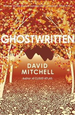 Hodder & Stoughton GHOSTWRITTEN - MITCHELL, D.